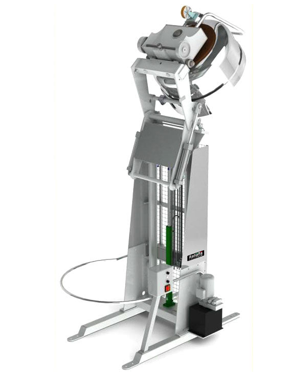 Maciste Max Spiral Mixer Lifter by Italiana FoodTech
