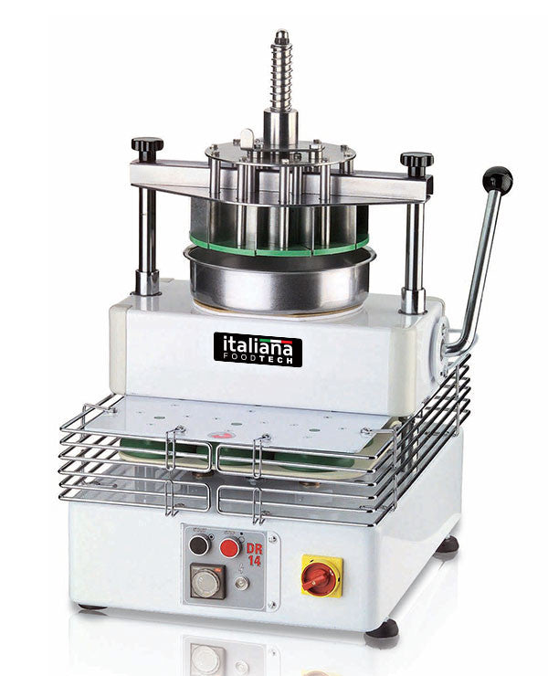 The Italiana FoodTech Counter Top Cutter/Rounder
