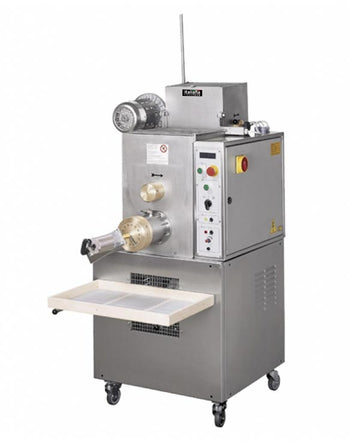 The industrial grade IPE-110 Pasta Extruder by Italiana FoodTech.