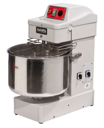 The Silver Line Dough Mixer by Italiana FoodTech