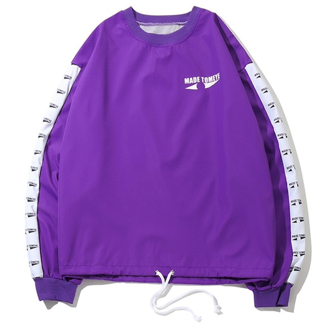 Purple Rain Sweater