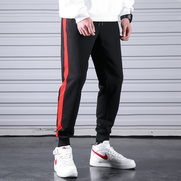 Striped Jogger Pants
