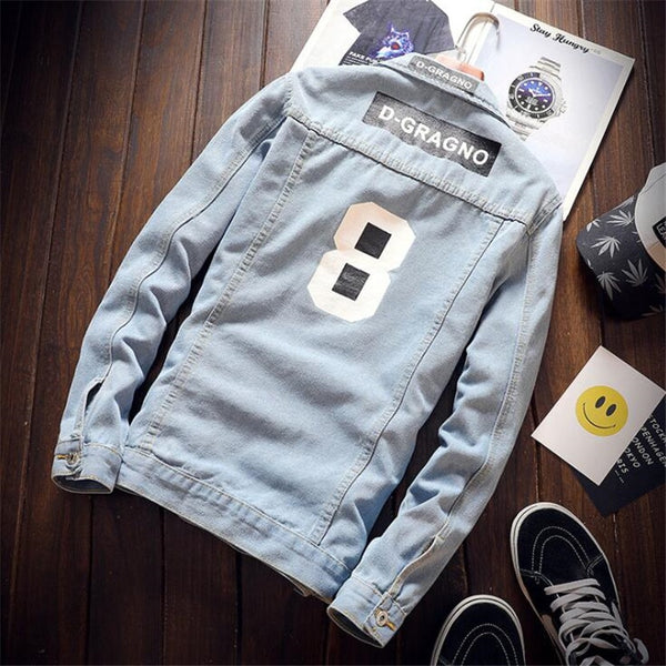 Dragon Denim Jacket