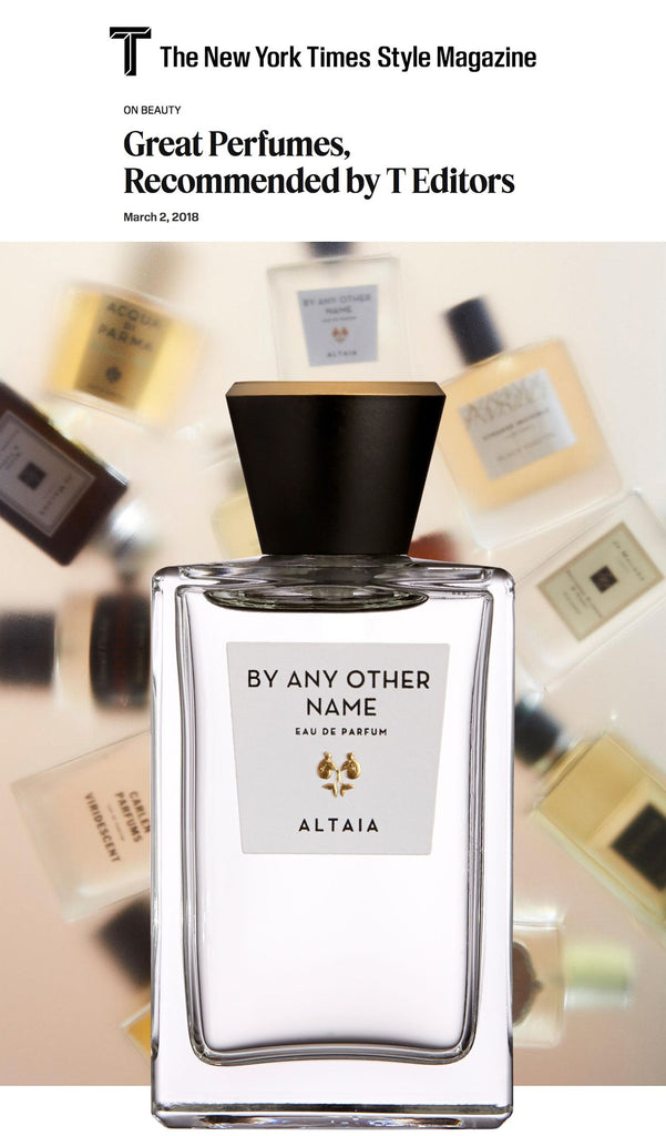 ALTAIA, By Any Other Name Eau de Parfum, Beauty Frontier