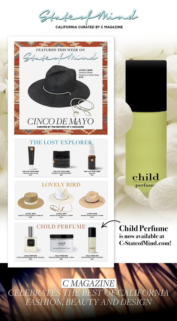 child perfume, Roll On, Limited Edition Spray, Extremely Rich Body Creme, Beauty Frontier