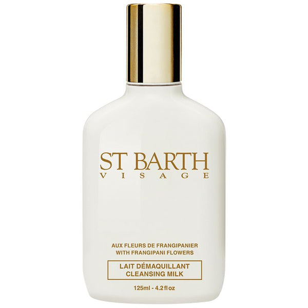 Ligne St. Barth Cleansing Milk With Frangipani Flowers - 125 ml