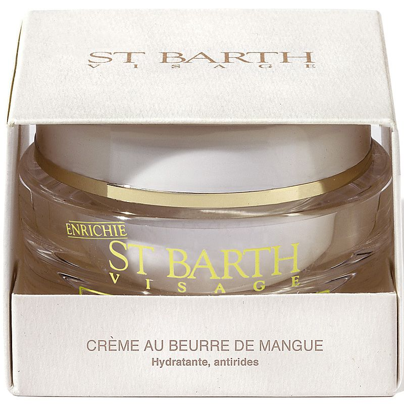 Ligne St. Barth Mango Butter Cream Rich in packaging