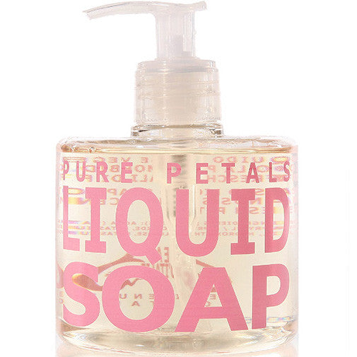 Eau d'Italie Pure Petals Liquid Soap 300 ml