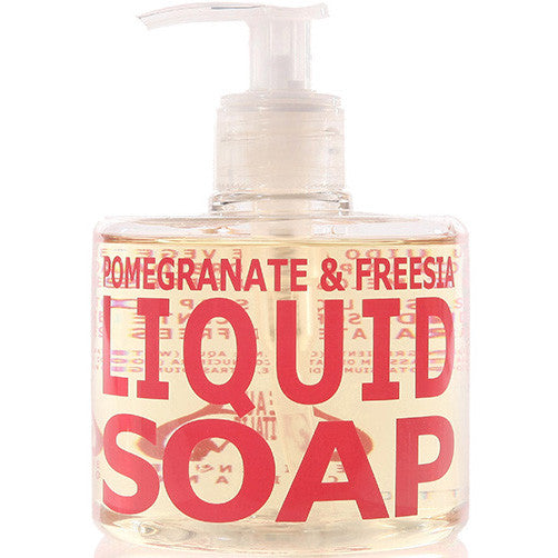Eau d'Italie Pomegranate & Freesia Liquid Soap 300 ml
