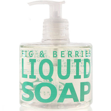 Eau d'Italie Fig & Berries Liquid Soap 300 ml