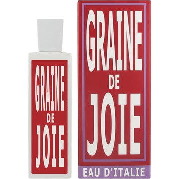 Eau d'Italie Graine de Joie Eau de Parfum 100 ml with box