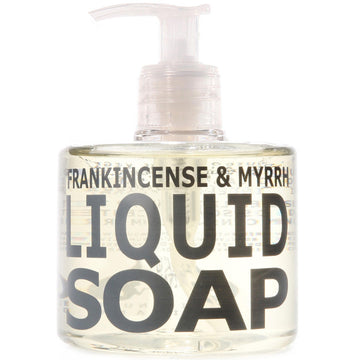 Eau d'Italie Frankincense & Myrrh Liquid Soap 300 ml