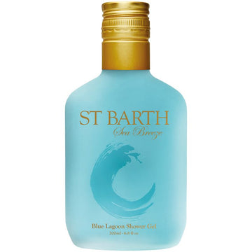 Ligne St. Barth Sea Breeze Blue Lagoon Shower Gel 200 ml