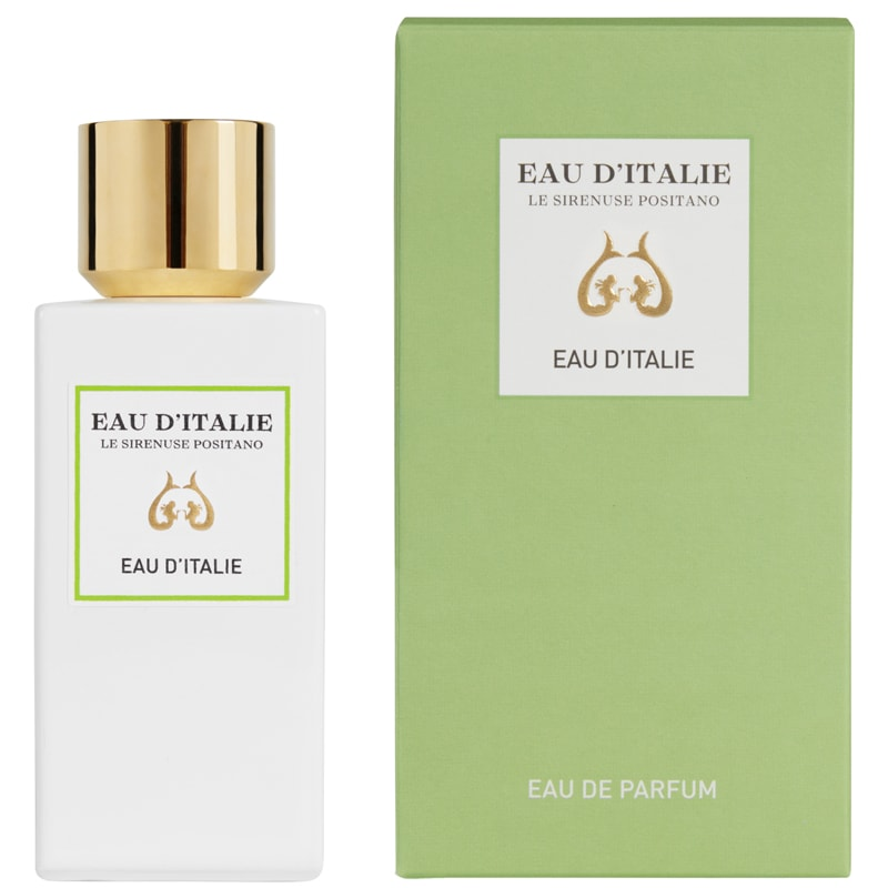 Eau d'Italie Eau de Parfum Spray (100 ml) with box