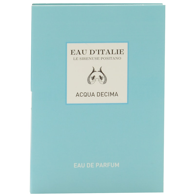 Eau d'Italie Acqua Decima Eau de Parfum (1.5 ml Sample)