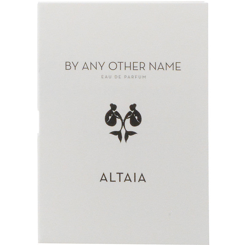 ALTAIA By Any Other Name Eau de Parfum sample vial