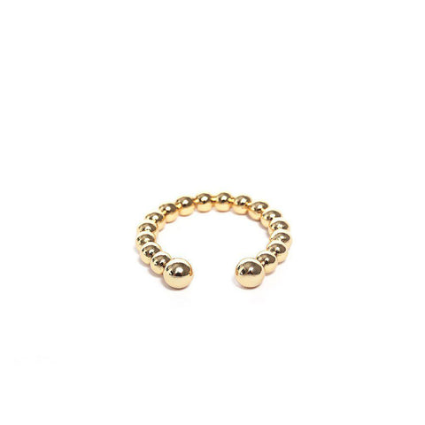 Catheline Gold Ring - Emma & Chloe
