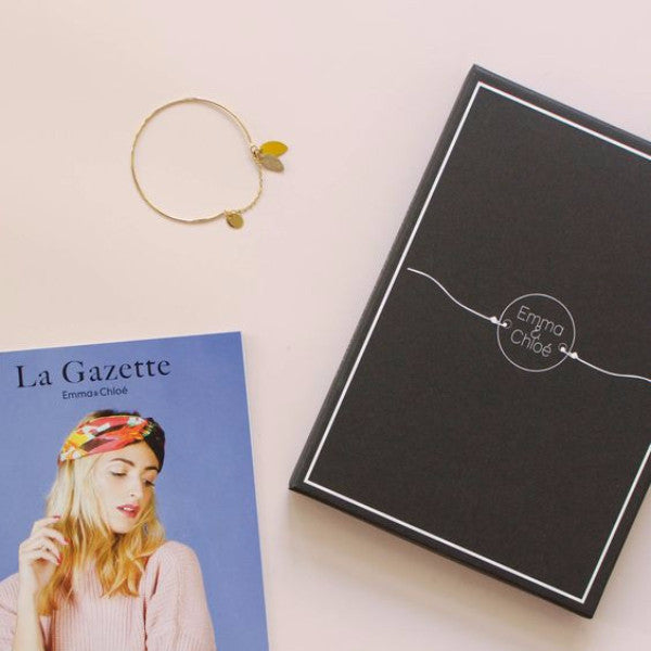 Tumen Bracelet: September 2016 Box - Emma & Chloe