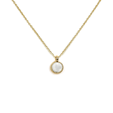 Aline Gold Necklace