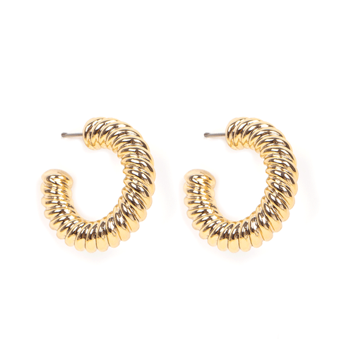 Anastasia Gold Earrings - Emma & Chloe