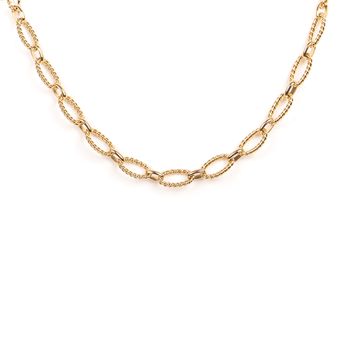 Arianna Gold Necklace - Emma & Chloe