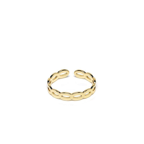Martine Gold Ring - Emma & Chloe