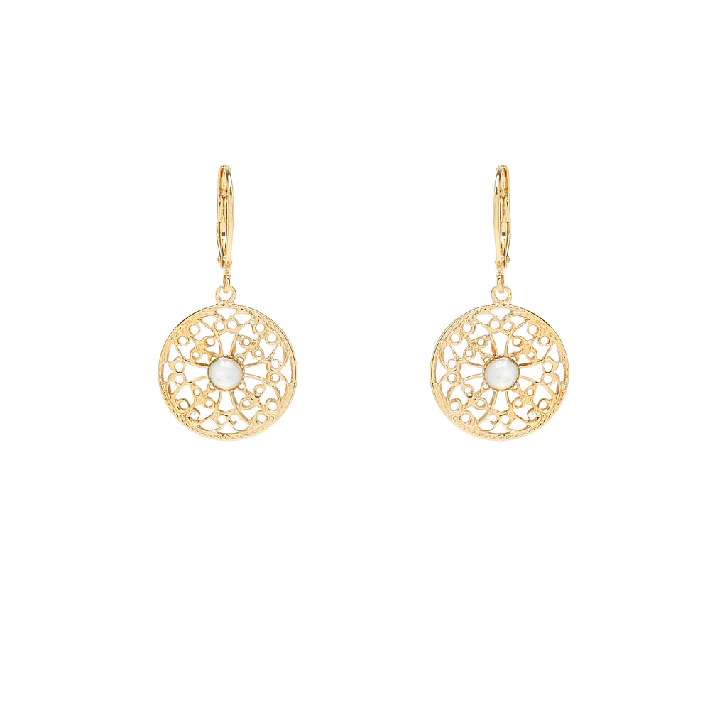 Dentelle Earrings - Emma & Chloe