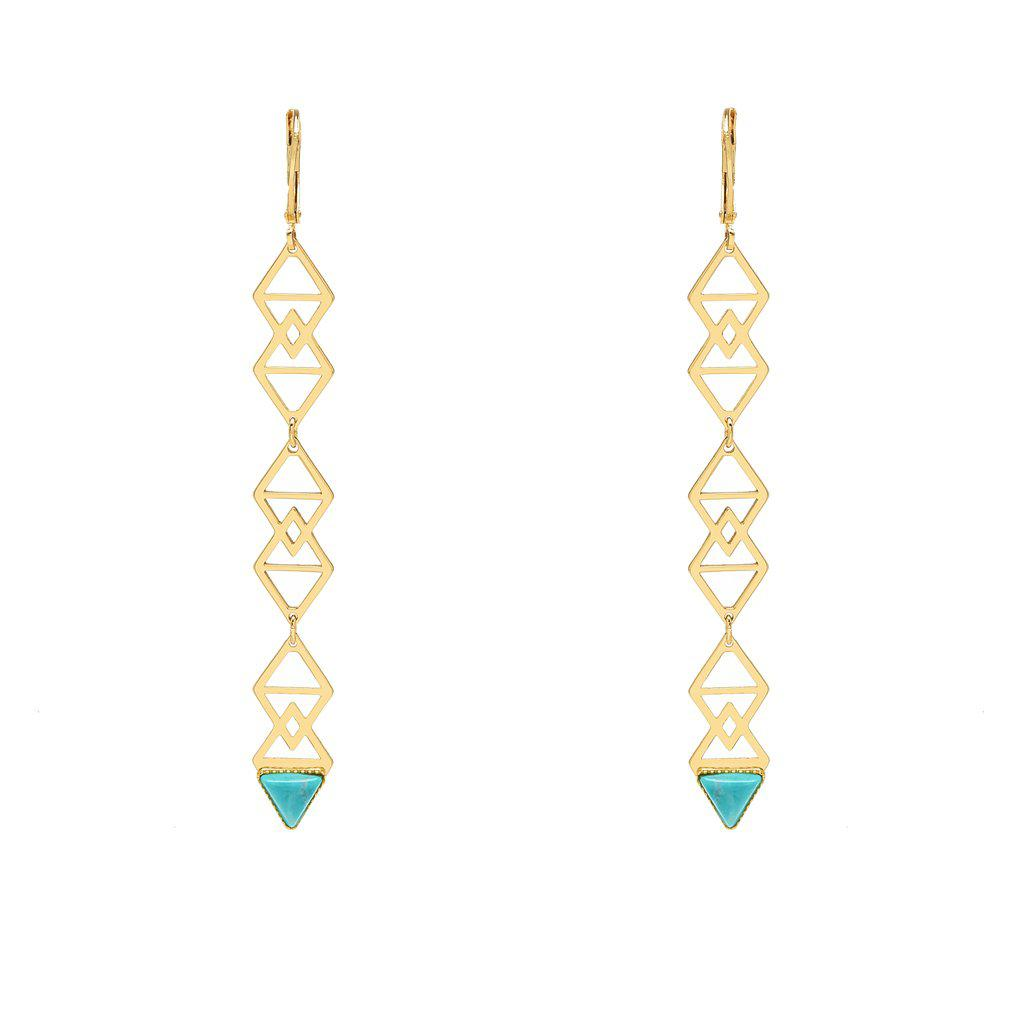 Laure Earrings - Emma & Chloe