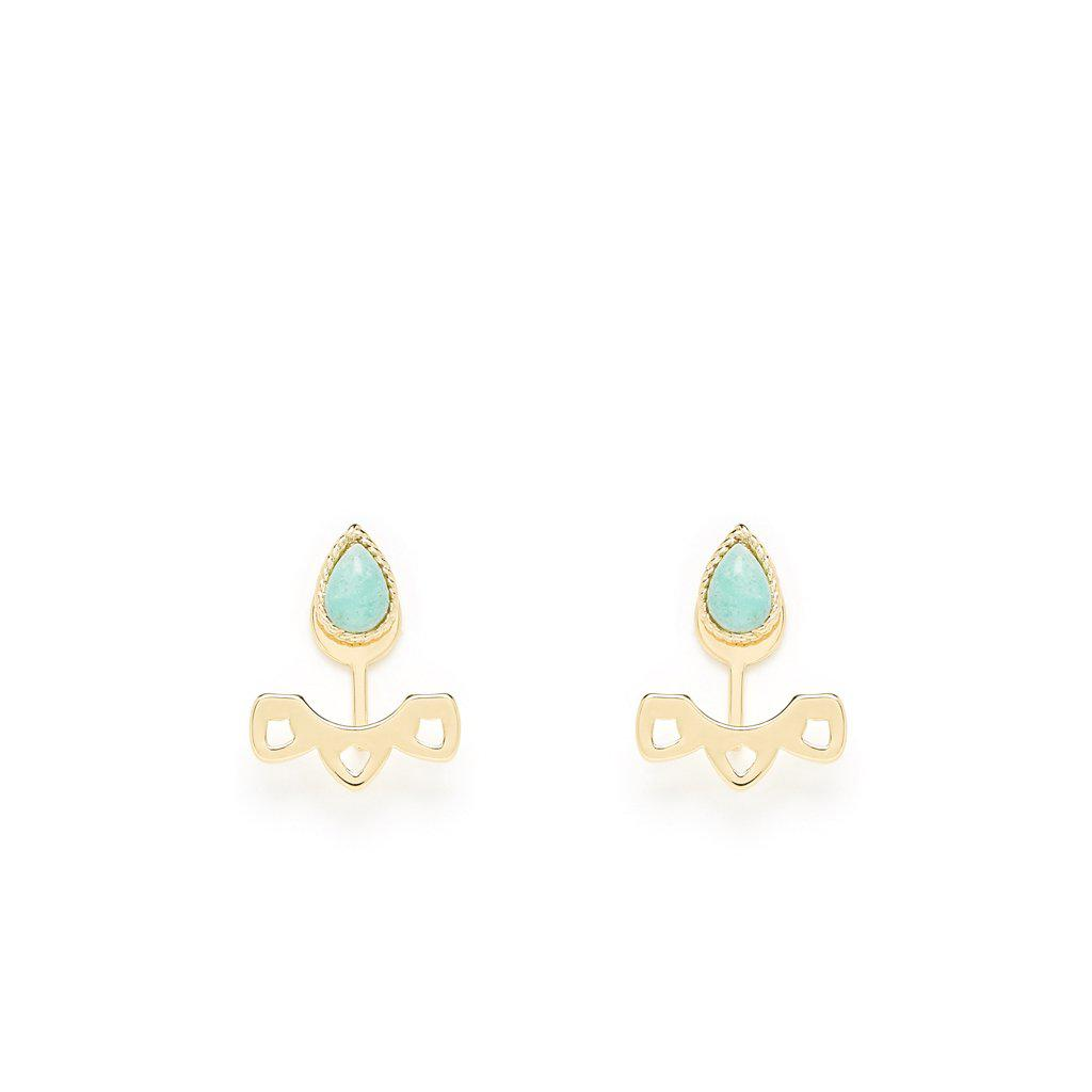 Samia Earrings - Emma & Chloe