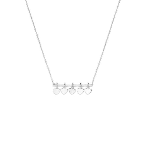 Sigrid Silver Necklace - Emma & Chloe