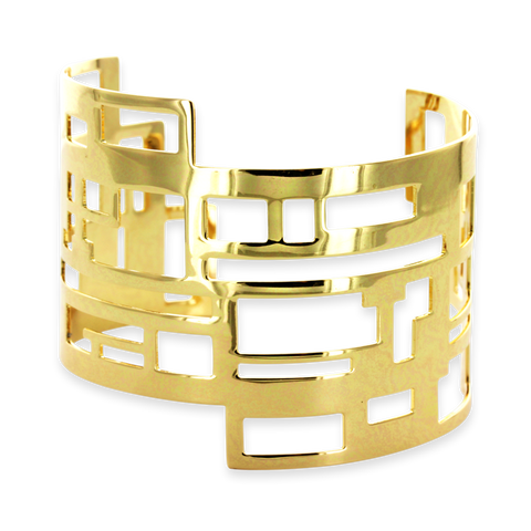 Architect cuff - Emma & Chloe