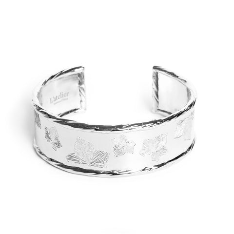 Daintree Silver Bangle - Emma & Chloe