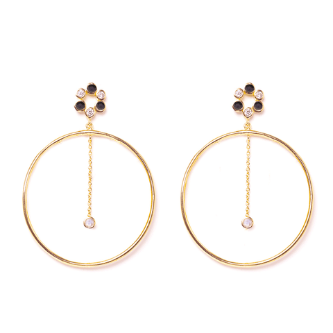 Eve Earrings - Emma & Chloe