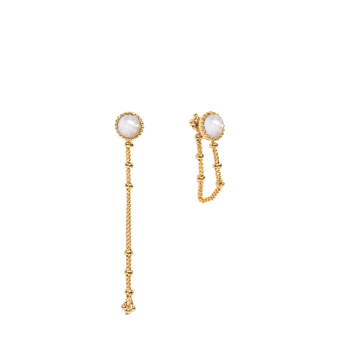 Hayet Gold Earrings