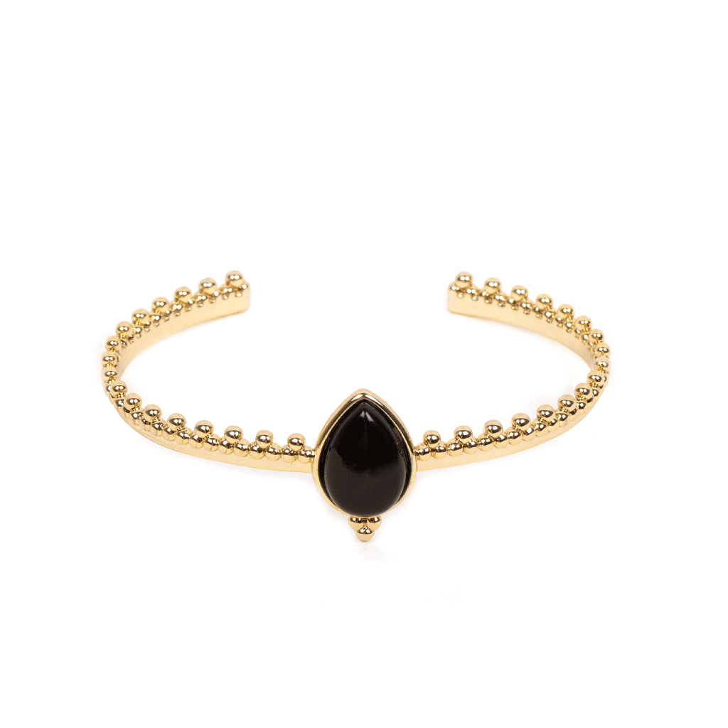 Helma Gold Bangle - Emma & Chloe