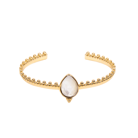 Helma Gold Bangle