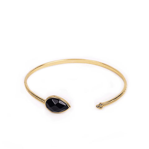 Hestia Gold Bangle