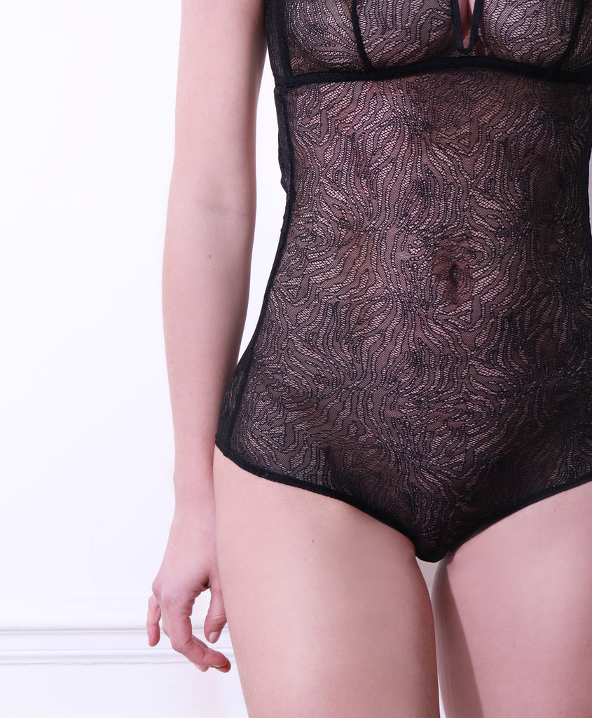 Fusion teddy by Implicite Lingerie - Emma & Chloe