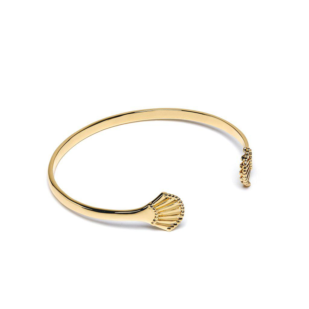 Délisia Gold Bangle - Emma & Chloe