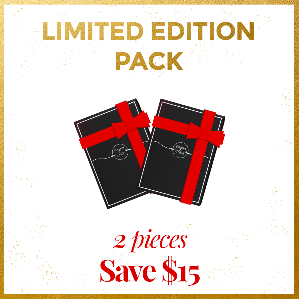 Limited Edition Pack - 2 pieces