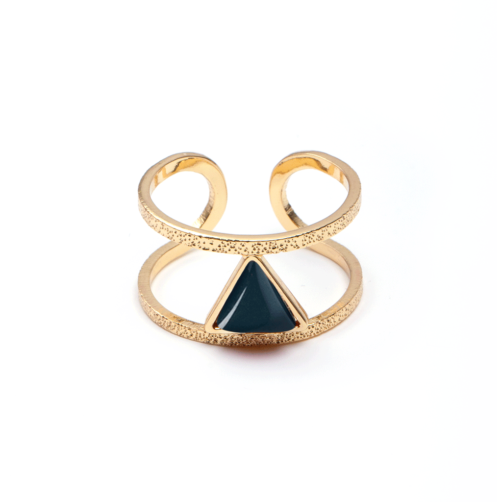Lolita Gold Ring - Emma & Chloe