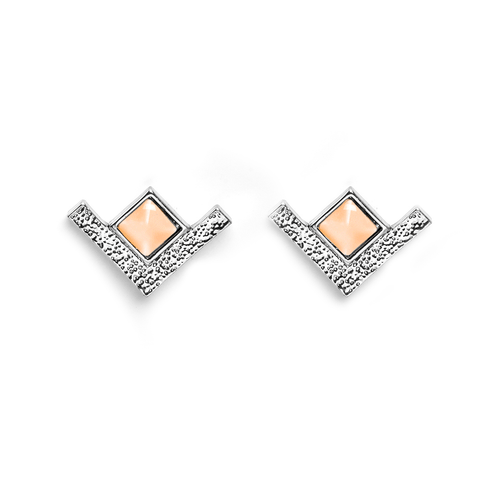Lou Silver Earrings - Emma & Chloe