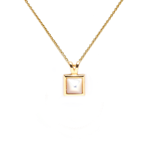 Lucile Gold Necklace - Emma & Chloe