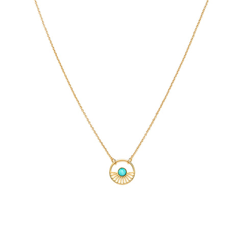 Margaret Gold Necklace - Emma & Chloe