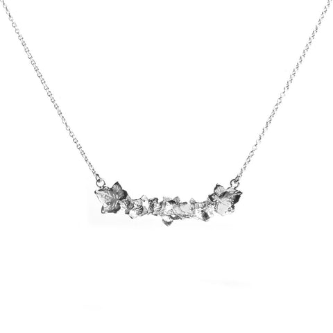 Nebias Silver Necklace - Emma & Chloe