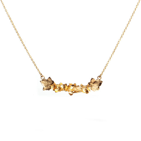 Nebias Gold Necklace - Emma & Chloe