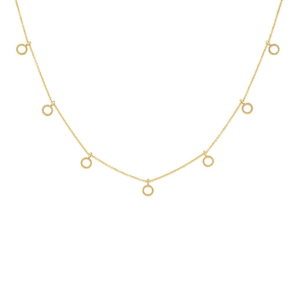 Céleste Gold Necklace - Emma & Chloe