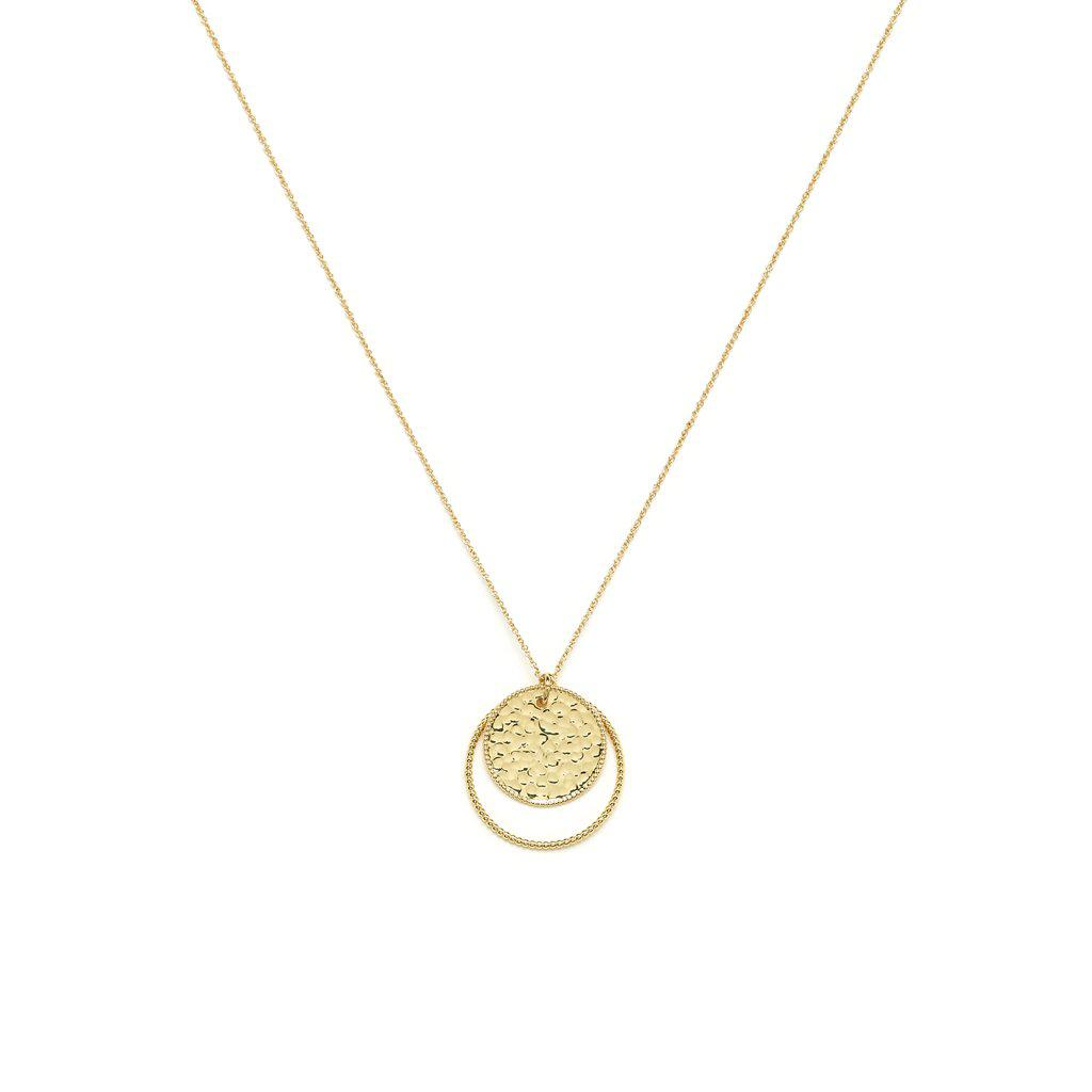 Clarance Gold Necklace - Emma & Chloe