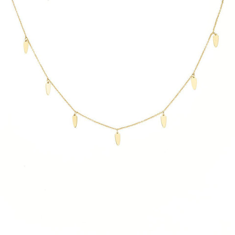 Darla Gold Necklace - Emma & Chloe