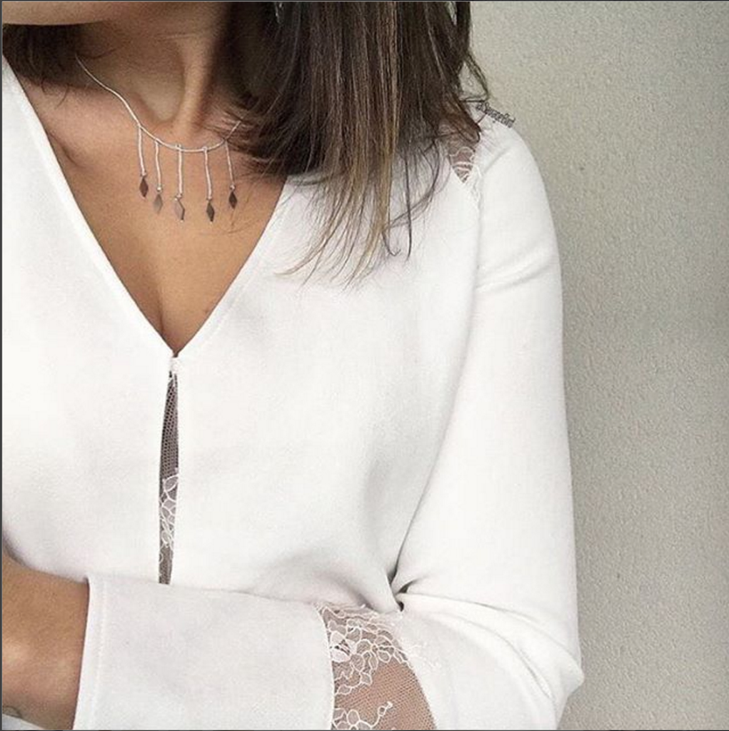 The Ere Necklace - October 2015 - Emma & Chloe